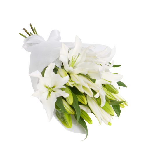 LILIES Monthly Subscription - Weekly Flowers