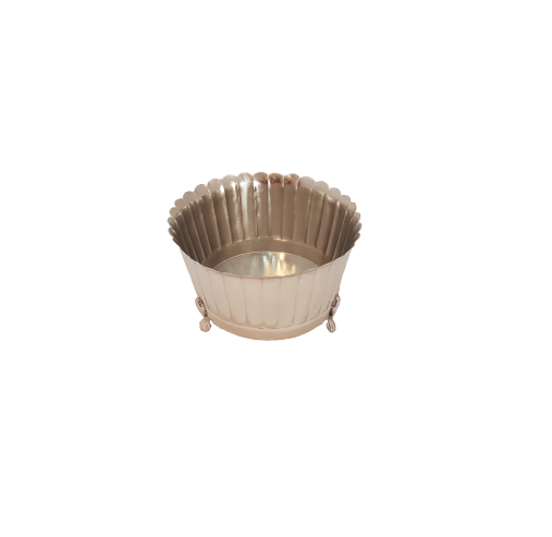Small Silver Bucket