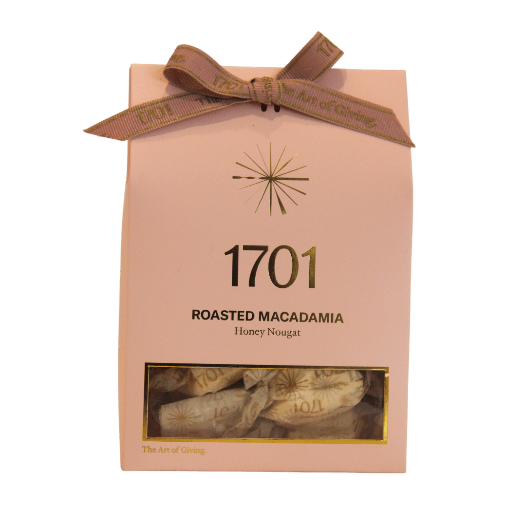 Nougat Roasted Macadamia Chocolates