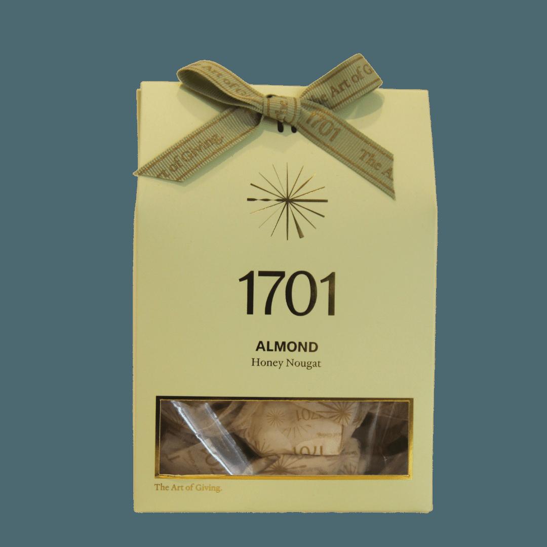 Nougat Almond Chocolates