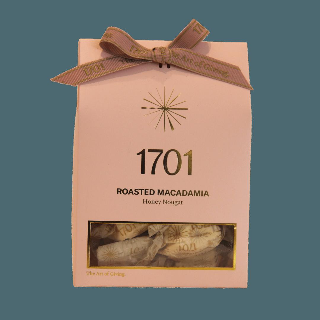 Roasted Macadamia Chocolates